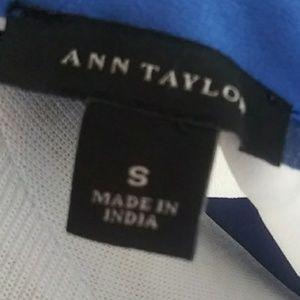 Ann Taylor Tops - ANN TAYLOR BLOUSE TOP  BOTTON DOWN SMALL